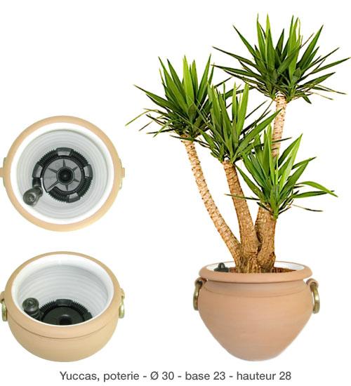 r serve d 39 eau pour pots plantes et fleurs stocwoter. Black Bedroom Furniture Sets. Home Design Ideas